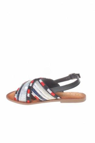 Сандали Nicewalk, Размер 37, Цвят Многоцветен, Текстил, Цена 19,76лв.