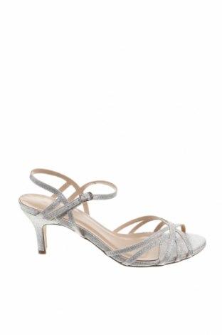 Sandály Paradox London, Velikost 38, Barva Stříbrná, Eko kůže, Cena  645,00Kč
