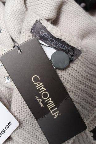 Κασκόλ Camomilla, Χρώμα  Μπέζ, Ακρυλικό, Τιμή 15,08€
