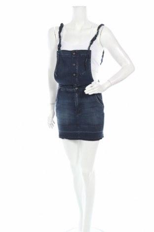 Γυναικεία σαλοπέτα Le Temps Des Cerises, Μέγεθος XS, Χρώμα Μπλέ, 92% βαμβάκι, 8% ελαστάνη, Τιμή 15,21€