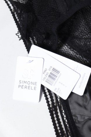 Сутиен Simone Perele, Размер L, Цвят Черен, 65% полиамид, 23% полиестер, 12% еластан, Цена 55,90лв.