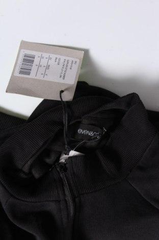 Туника Even&Odd, Размер S, Цвят Черен, 50% памук, 50% полиестер, Цена 18,92лв.