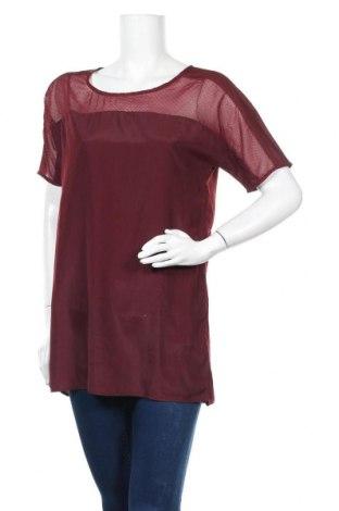 Τουνίκ Znk, Μέγεθος S, Χρώμα Κόκκινο, 100% πολυεστέρας, Τιμή 4,09€