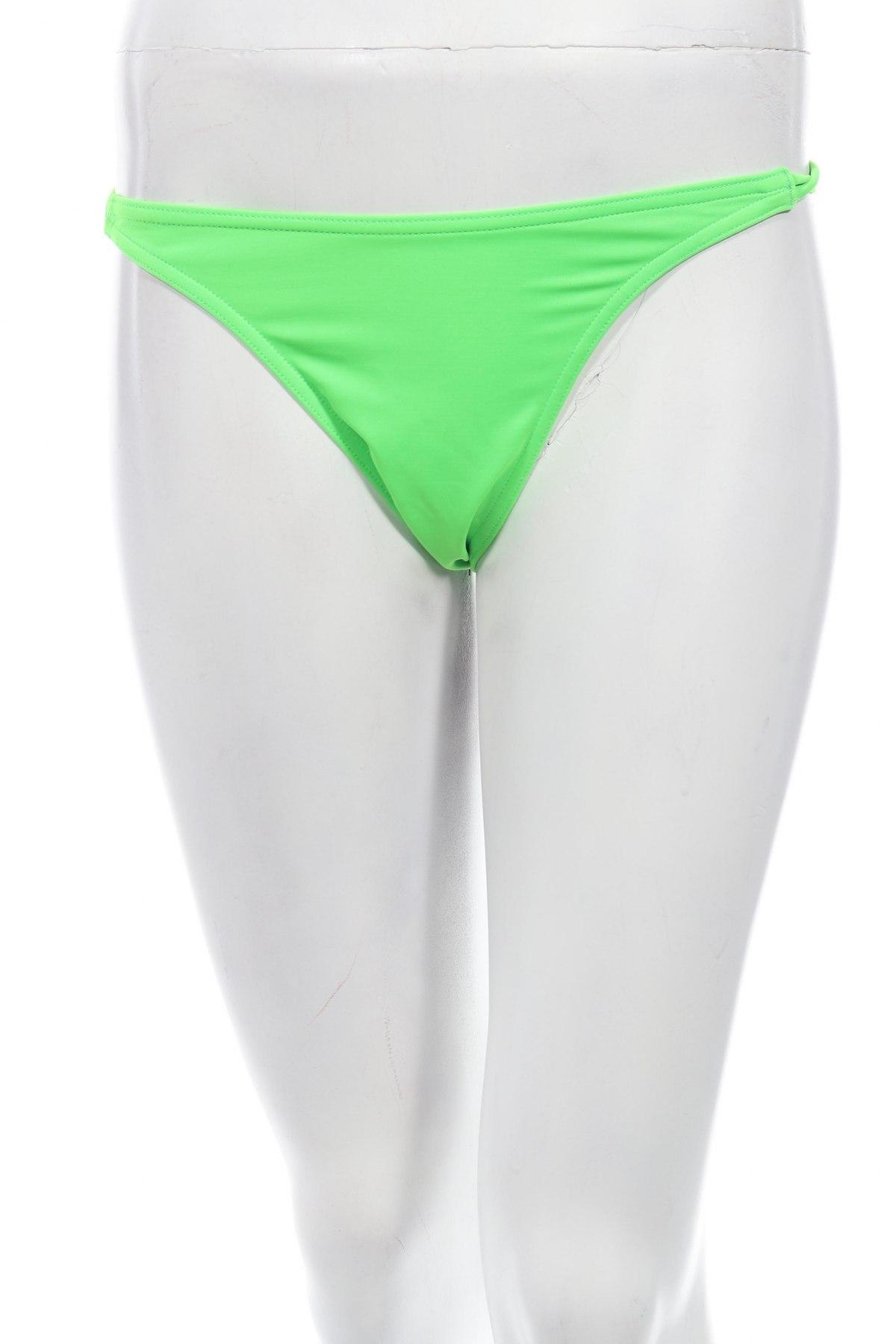 Дамски бански Missguided, Размер S, Цвят Зелен, 82% полиамид, 18% еластан, Цена 15,37лв.