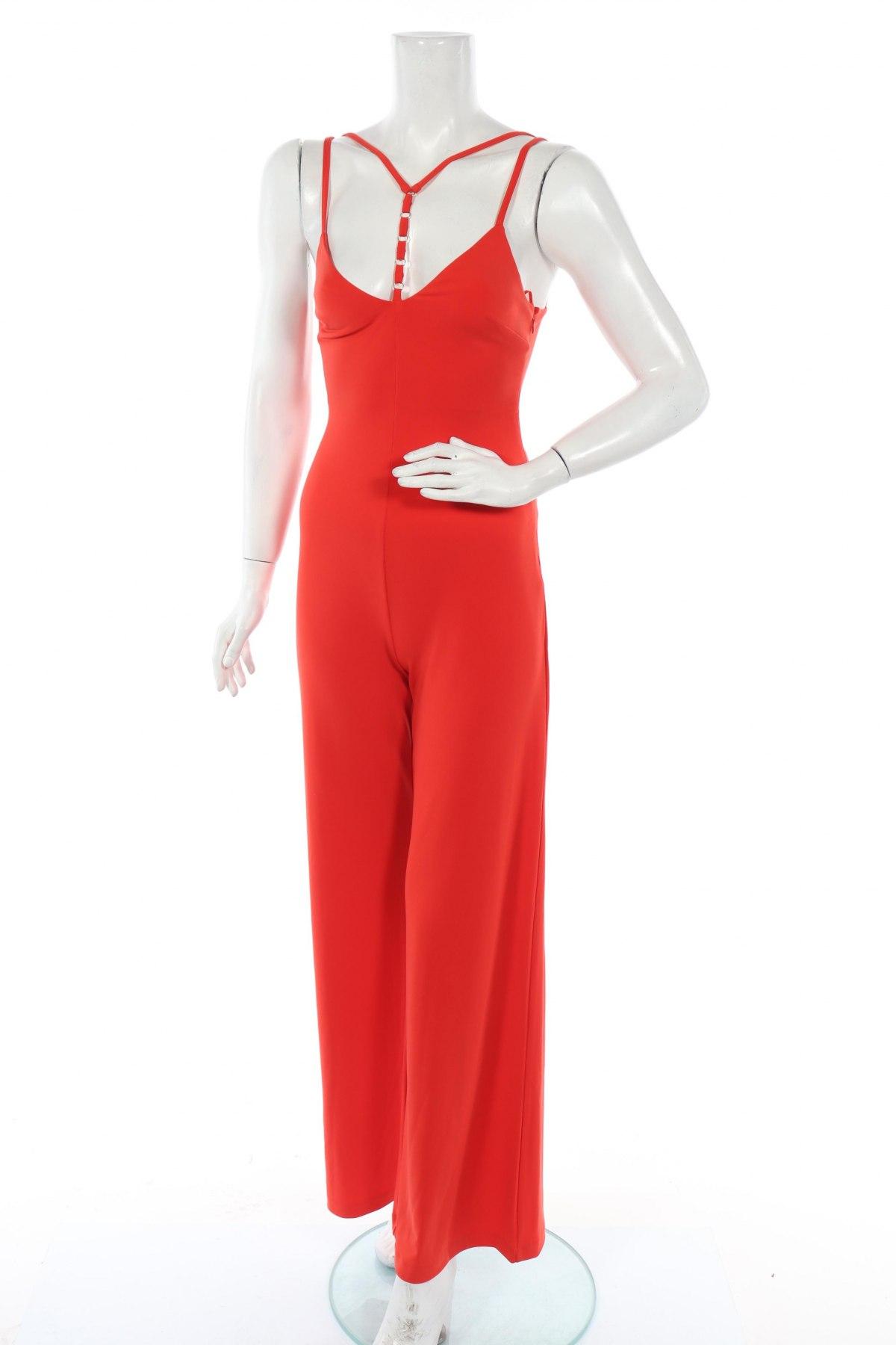 Γυναικεία σαλοπέτα Guess, Μέγεθος XS, Χρώμα Κόκκινο, 92% πολυεστέρας, 8% πολυουρεθάνης, Τιμή 43,56€