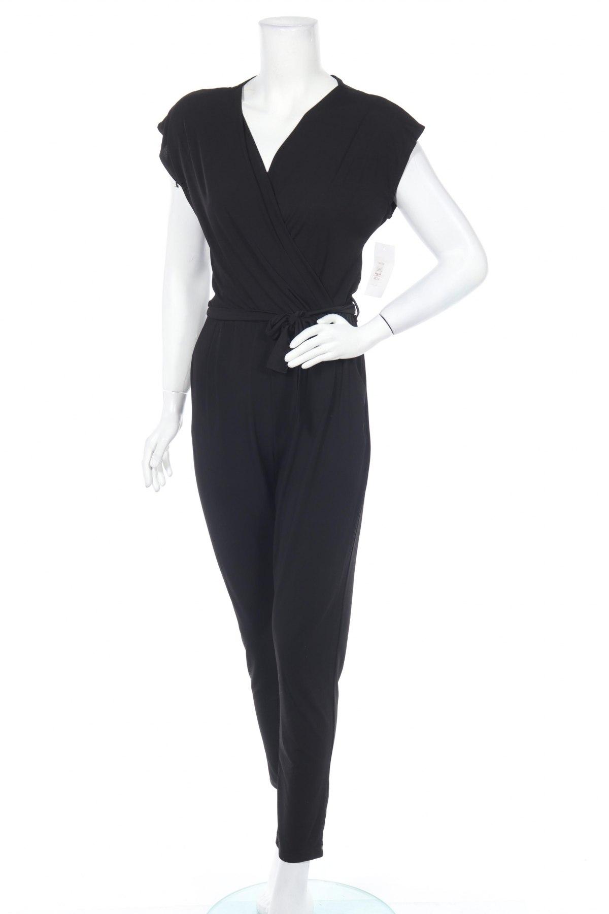 Γυναικεία σαλοπέτα La Petite Parisienne, Μέγεθος M, Χρώμα Μαύρο, 95% πολυεστέρας, 5% ελαστάνη, Τιμή 20,41€