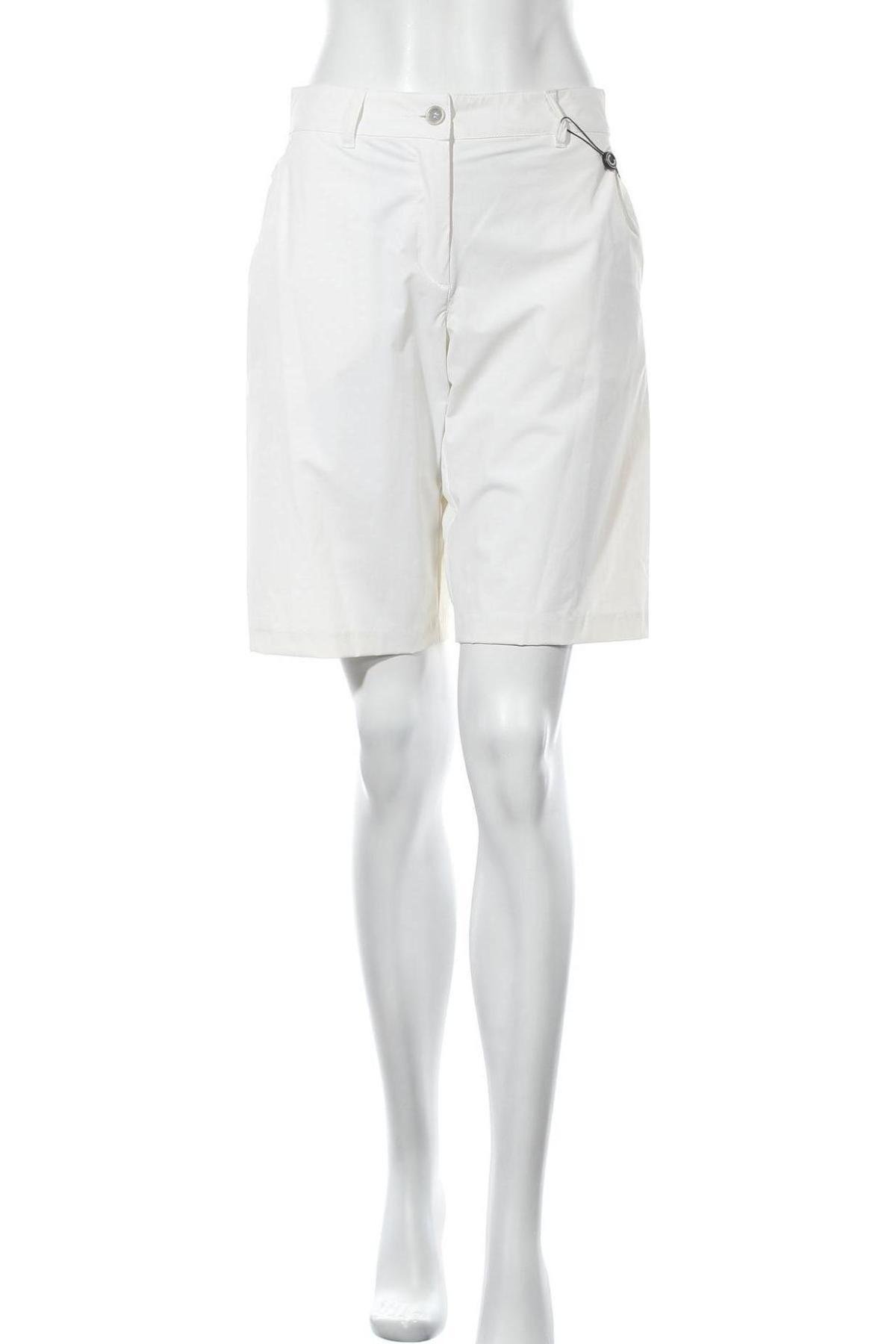 Γυναικείο κοντό παντελόνι Colmar, Μέγεθος S, Χρώμα Εκρού, 83% πολυαμίδη, 17% ελαστάνη, Τιμή 38,40€