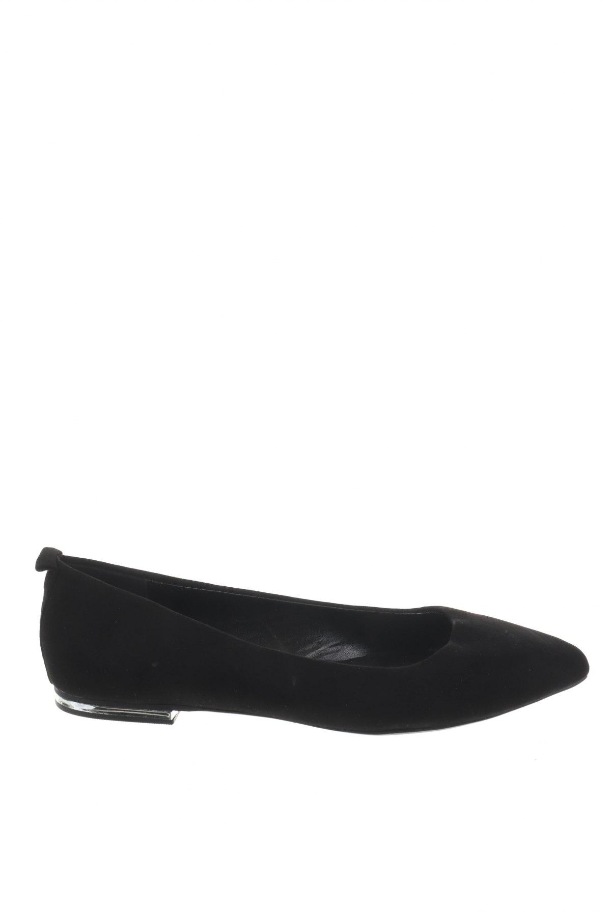 Дамски обувки Even&Odd, Размер 38, Цвят Черен, Текстил, Цена 39,00лв.