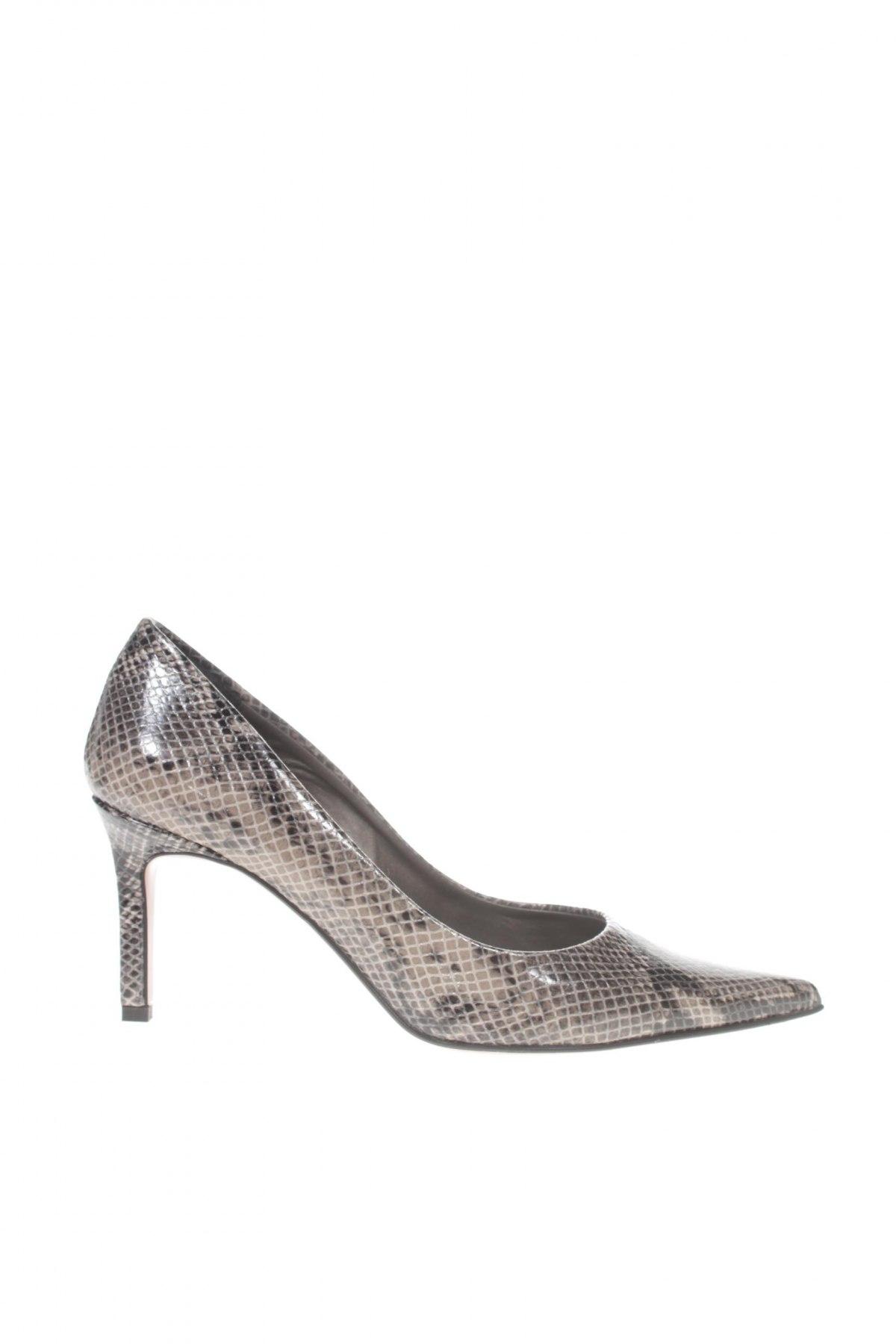 Γυναικεία παπούτσια Oxitaly, Μέγεθος 37, Χρώμα  Μπέζ, Γνήσιο δέρμα, Τιμή 16,48€