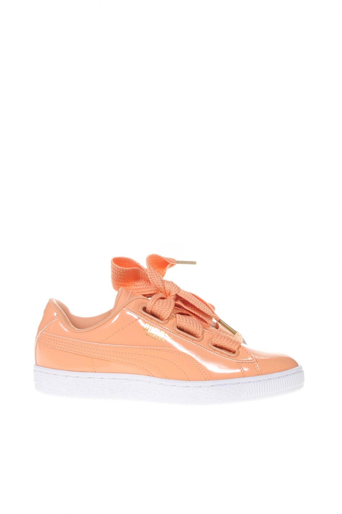 Γυναικεία παπούτσια PUMA, Μέγεθος 37, Χρώμα Ρόζ , Δερματίνη, Τιμή 61,47€