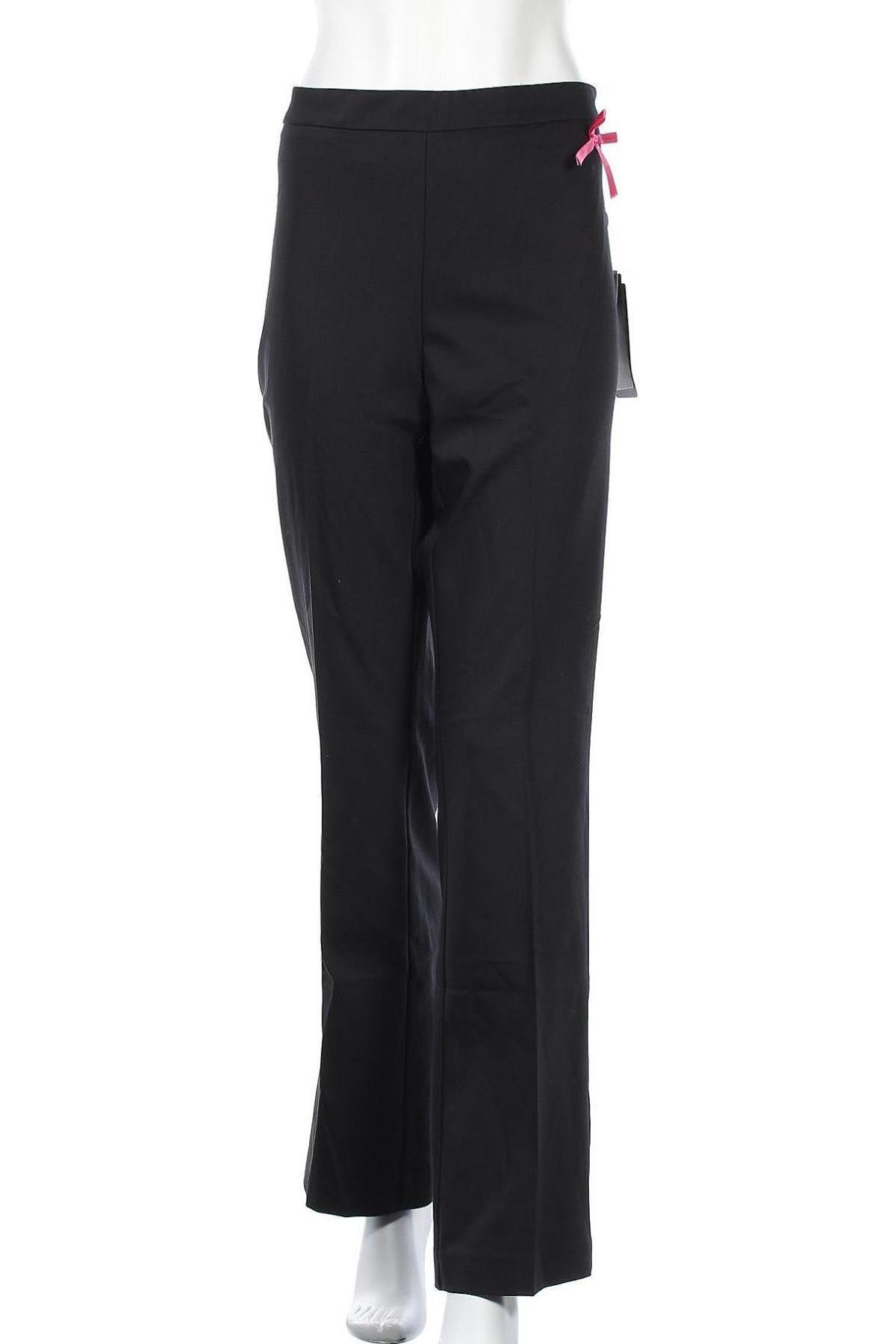 Дамски панталон Camomilla, Размер XL, Цвят Черен, Цена 17,80лв.