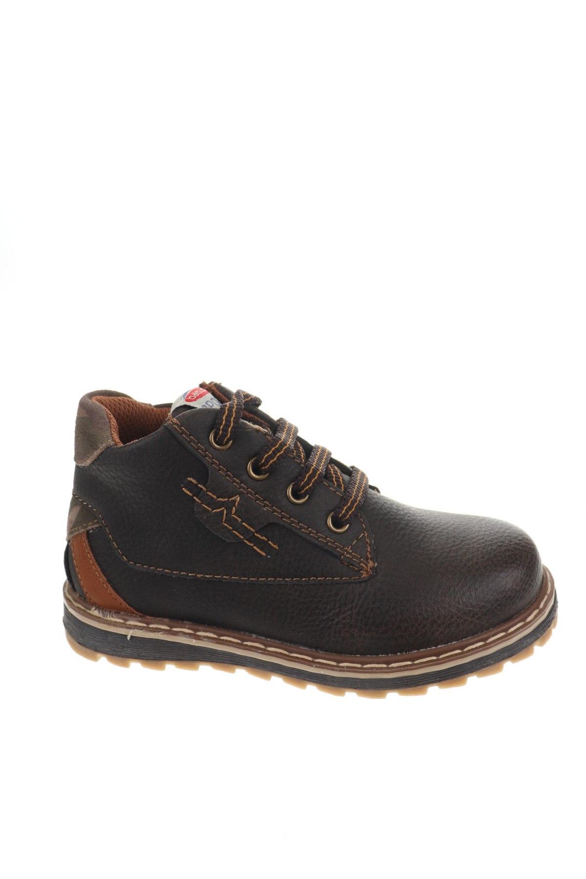 Παιδικά παπούτσια Balducci, Μέγεθος 26, Χρώμα Καφέ, Δερματίνη, φυσικό σουέτ, Τιμή 30,54€