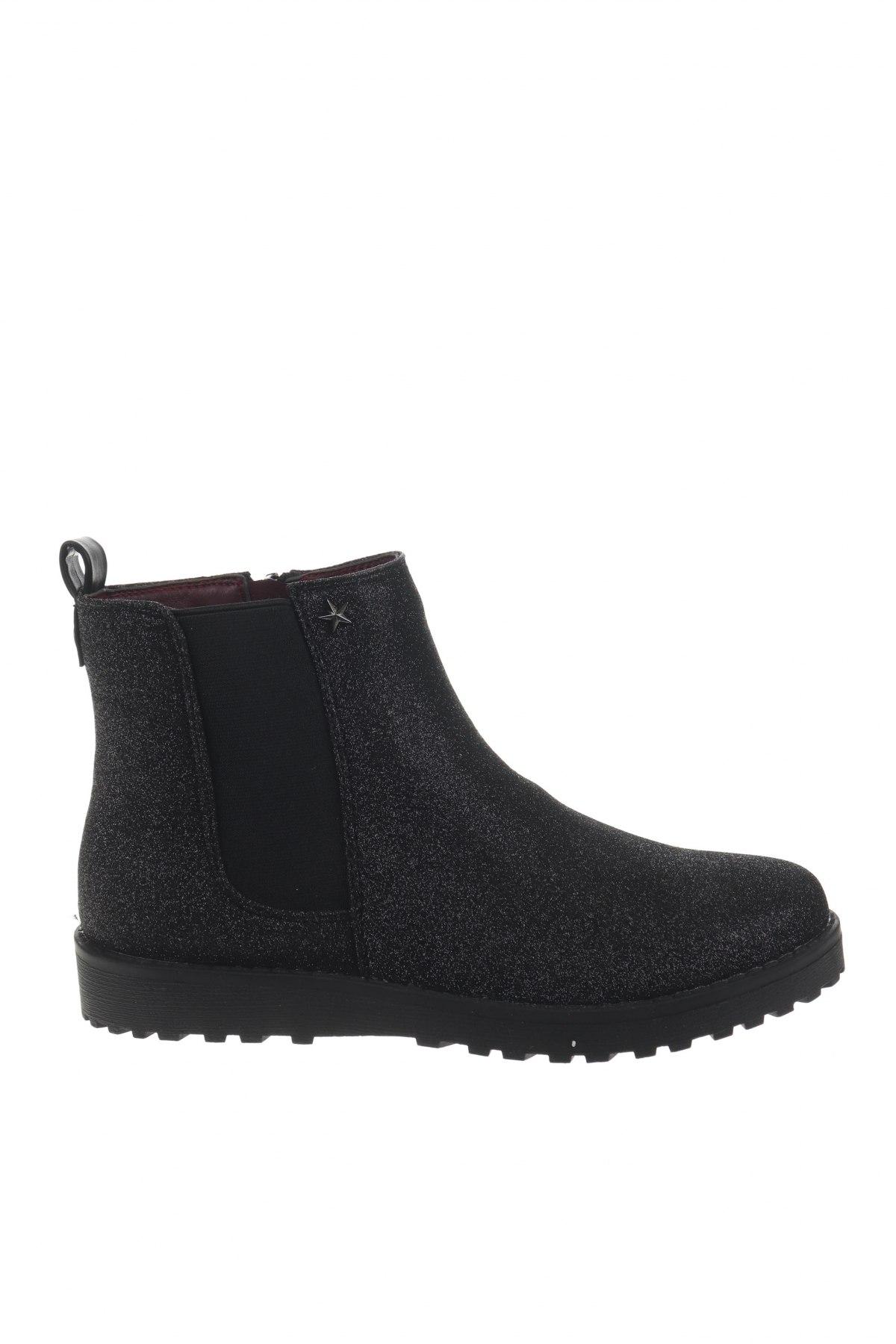 Παιδικά παπούτσια Gioseppo, Μέγεθος 34, Χρώμα Μαύρο, Δερματίνη, Τιμή 15,14€