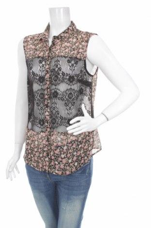 Γυναικείο πουκάμισο G:21, Μέγεθος L, Χρώμα Πολύχρωμο, Πολυεστέρας, πολυαμίδη, Τιμή 3,47€