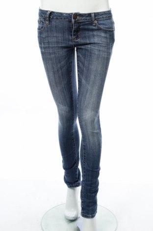 Damskie jeansy I Love H81