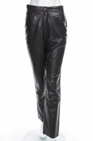 Damskie skórzane spodnie Brax
