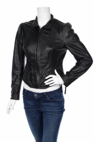 Geacă de piele pentru femei Zara Basic