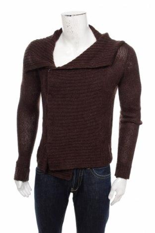 Jachetă tricotată de bărbați Zara Man