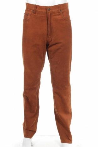 Męskie spodnie skórzane Arizona