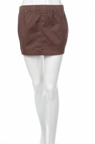 Φούστα Madonna, Μέγεθος S, Χρώμα Πράσινο, 98% βαμβάκι, 2% ελαστάνη, Τιμή 2,51€