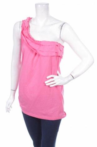 Γυναικείο αμάνικο μπλουζάκι Capasca, Μέγεθος M, Χρώμα Ρόζ , Βαμβάκι, Τιμή 5,61€
