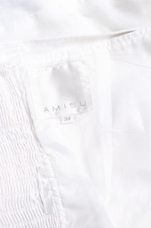 Дамски елек Amisu, Размер M, Цвят Бял, Цена 19,55лв.