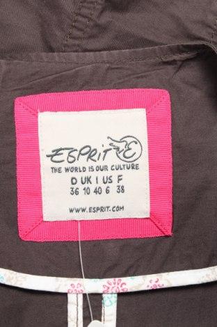 Дамски елек Esprit, Размер S, Цвят Сив, Памук, Цена 22,95лв.