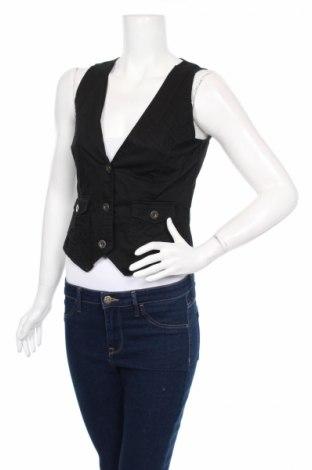 Дамски елек Fresh Made, Размер M, Цвят Черен, 100% памук, Цена 17,85лв.