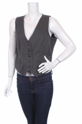 Дамски елек Gina Benotti, Размер XL, Цвят Сив, 98% памук, 2% еластан, Цена 19,55лв.