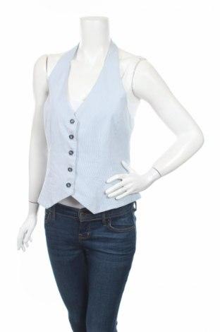 Дамски елек H&M, Размер XL, Цвят Син, 98% памук, 2% еластан, Цена 20,40лв.