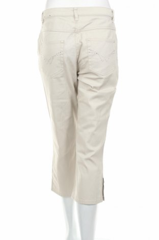 Дамски панталон Vianni, Размер M, Цвят Бежов, 98% памук, 2% еластан, Цена 17,85лв.