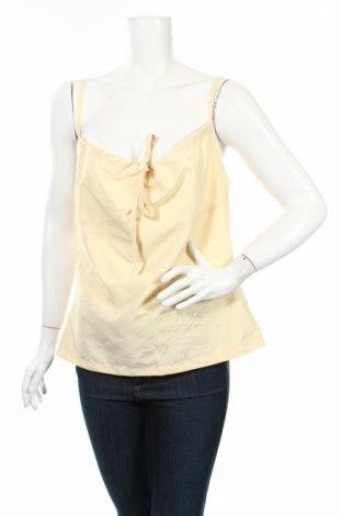 Γυναικείο αμάνικο μπλουζάκι Trespass, Μέγεθος XL, Χρώμα Κίτρινο, Πολυεστέρας, Τιμή 12,56€