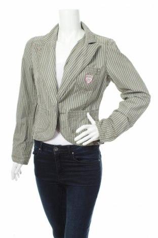Дамско сако Mc Gregor, Размер M, Цвят Зелен, 68% памук, 32% полиамид, Цена 7,00лв.