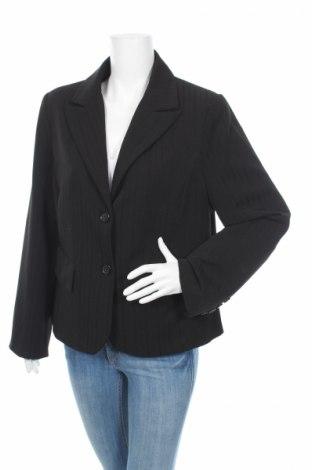 Дамско сако Saix, Размер L, Цвят Черен, 95% полиестер, 5% еластан, Цена 5,82лв.