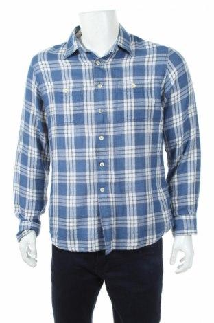 Мъжка риза Grayers, Размер M, Цвят Син, Памук, Цена 23,00лв.