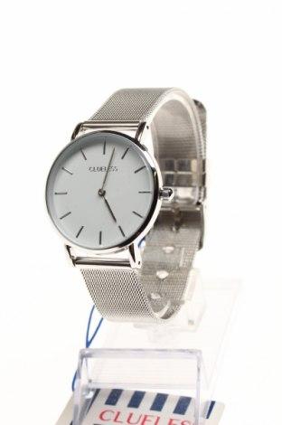 Ρολόι CLUELESS, Χρώμα Ασημί, Μέταλλο, Τιμή 33,38€