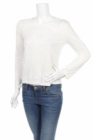 Дамска блуза Anne De Lancay, Размер M, Цвят Екрю, Полиестер, Цена 4,00лв.