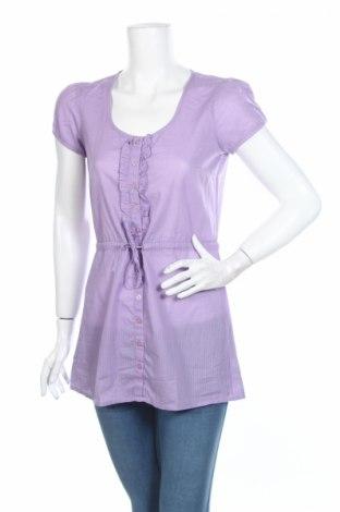 Дамска риза Coolwear, Размер XS, Цвят Лилав, Цена 4,25лв.