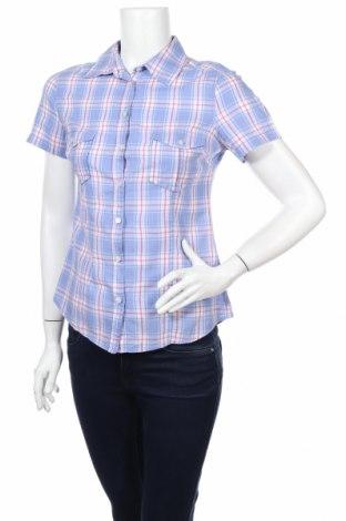 Дамска риза H&M L.o.g.g, Размер S, Цвят Многоцветен, Памук, Цена 4,25лв.