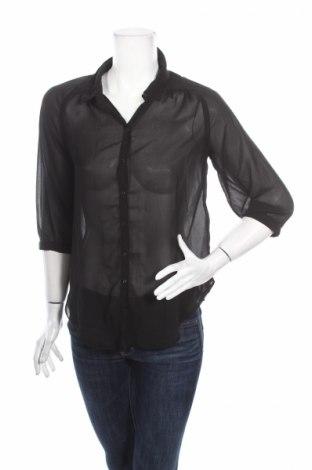 Дамска риза Only, Размер XS, Цвят Черен, Цена 31,20лв.