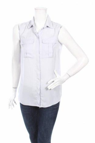 Γυναικείο πουκάμισο Reserved, Μέγεθος M, Χρώμα Μπλέ, Πολυεστέρας, Τιμή 4,08€