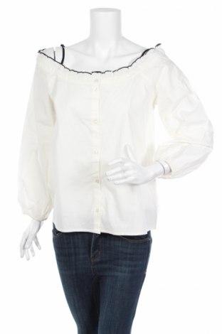Dámská košile  Vero Moda, Rozměr M, Barva Krémová, Bavlna, Cena  193,00Kč