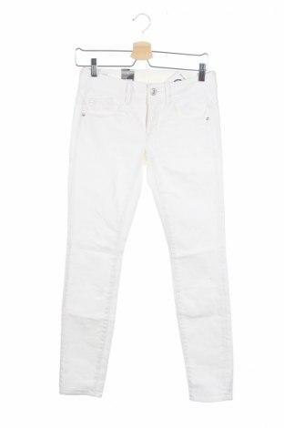 Dámské džíny  G-Star Raw, Rozměr XS, Barva Bílá, 98% bavlna, 2% elastan, Cena  847,00Kč