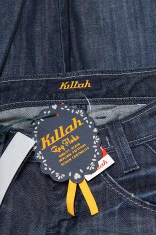 Дамски дънки Killah, Размер XS, Цвят Син, 98% памук, 2% еластан, Цена 21,53лв.