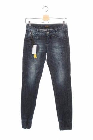 Дамски дънки Killah, Размер XS, Цвят Син, 98% памук, 2% еластан, Цена 14,49лв.