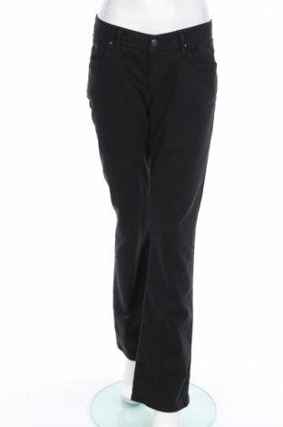 Дамски дънки Ltb, Размер L, Цвят Черен, 98% памук, 2% еластан, Цена 17,70лв.