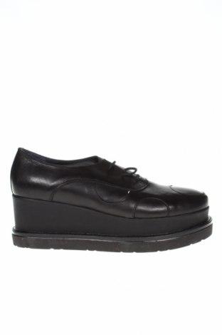 Дамски обувки Another Project, Размер 27, Цвят Черен, Естествена кожа, Цена 41,85лв.
