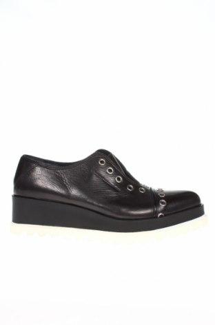 Дамски обувки Another Project, Размер 37, Цвят Черен, Естествена кожа, Цена 62,25лв.