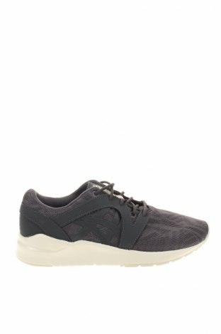 Γυναικεία παπούτσια Asics, Μέγεθος 36, Χρώμα Γκρί, Κλωστοϋφαντουργικά προϊόντα, δερματίνη, Τιμή 28,66€