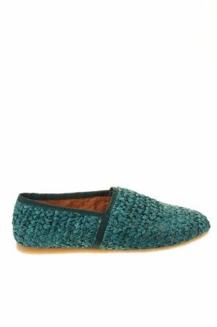 Dámske topánky  Deerberg, Veľkosť 40, Farba Zelená, Textil, Cena  16,60€